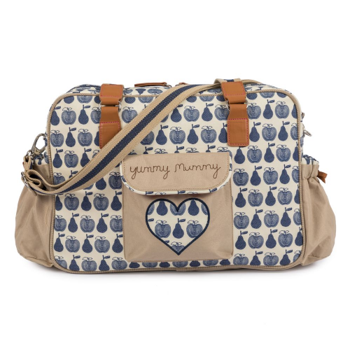 Yummy Mummy Changing Bag - Apples & Pears